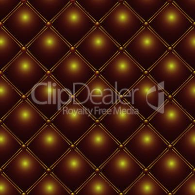 golden metallic pattern
