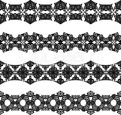 horizontal seamless borders 1