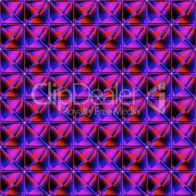 pyramidal pattern