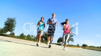 Male and Female Youth Fitness