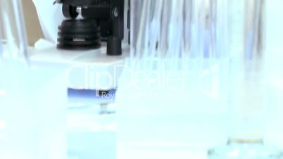 Male Student Doctor in Research Lab