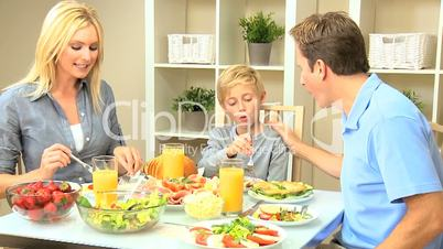 Family Healthy Eating