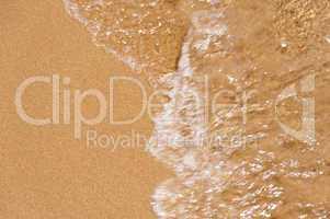 Strand auf Samos