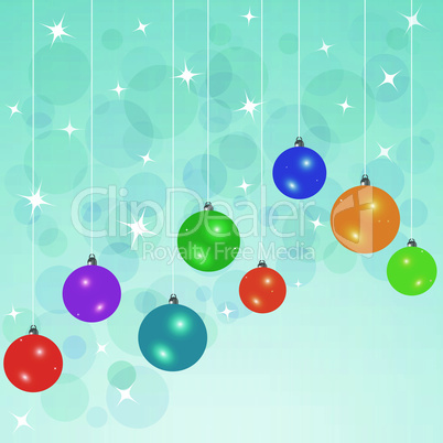 Merry Christmas Elegant vector Background for Greetings Card