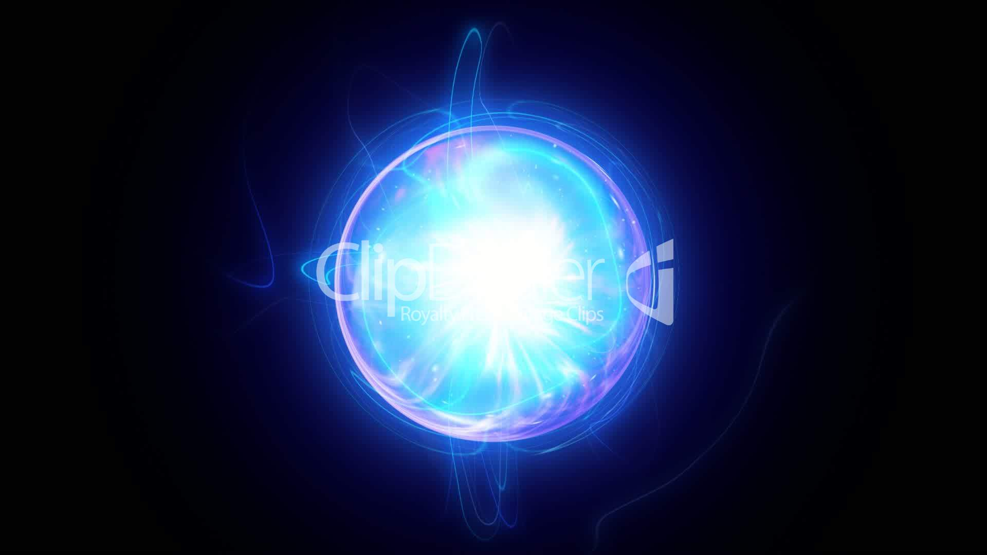 Terms Of Use >> Energy ball.: Royalty-free video and stock footage