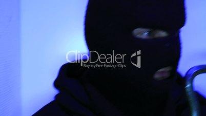 Einbrecher thief burglar 4
