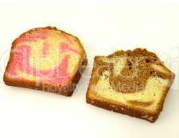 swirl loaf cake