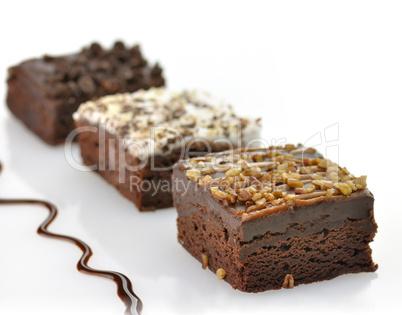 brownies assortment