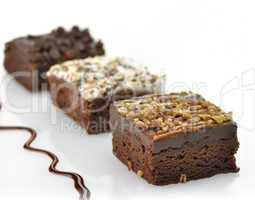 brownies assortment