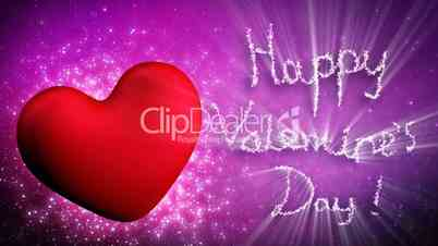 happy valentines day greetings loopable