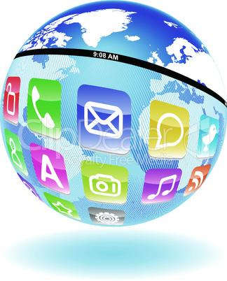 Metaphor of Information Age