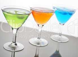 fresh cold drinks