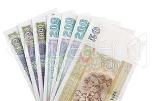 Myanmar banknotes