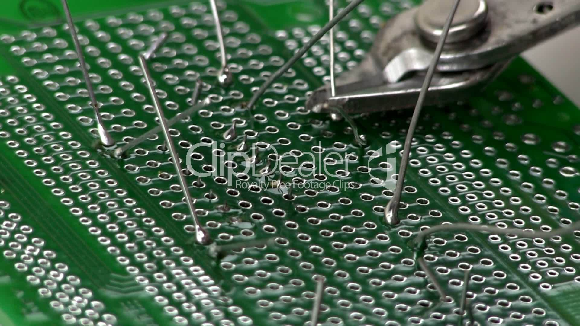 Lead Trimmer Circuit Board Question About Wiring Diagram Design Schematics Gerber Data Sandwichpcbwith Trimming With Cutters Royalty Free Video And Rh Us Clipdealer Com Hair Beard