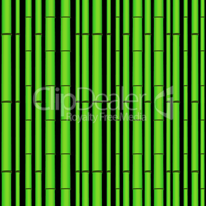 Bamboo seamless vector background.