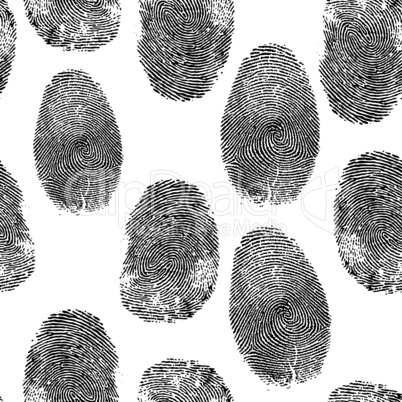 Thumb print background