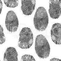 Thumbprint background.