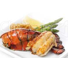 Grilled Lobster Tail