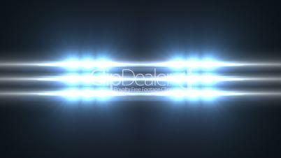 Seamless Lens Flare Loop