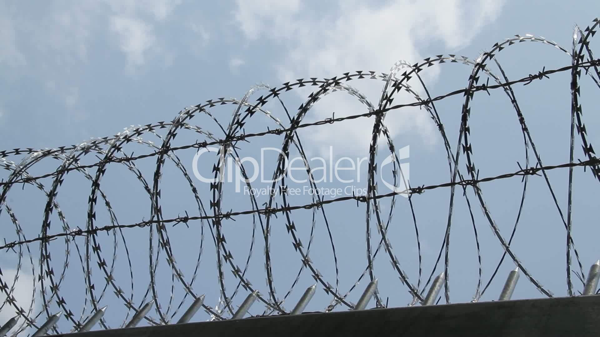Ungewöhnlich Razor Wire Border Galerie - Der Schaltplan - triangre.info