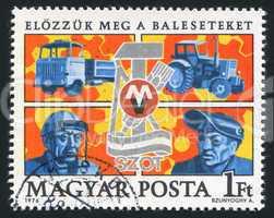Trade Union emblem