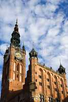 Main Town Hall in Gdansk