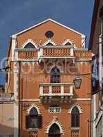 Iglesias, Altstadt mit hübschem Haus, Sardinien
