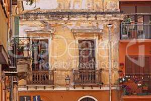 Iglesias, Altstadt, Sardinien, Italien