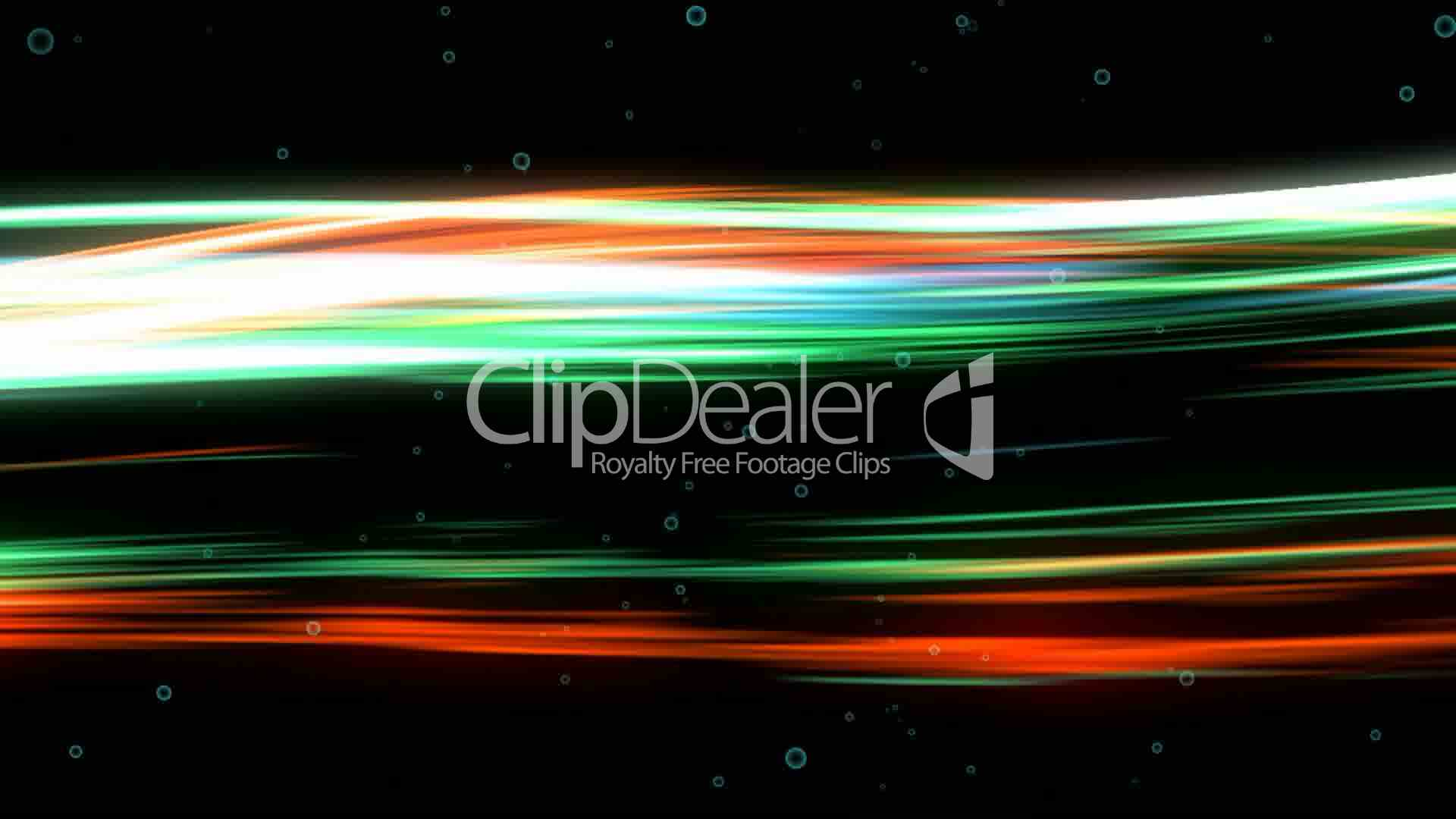 neon glowing lights background Royalty free video and