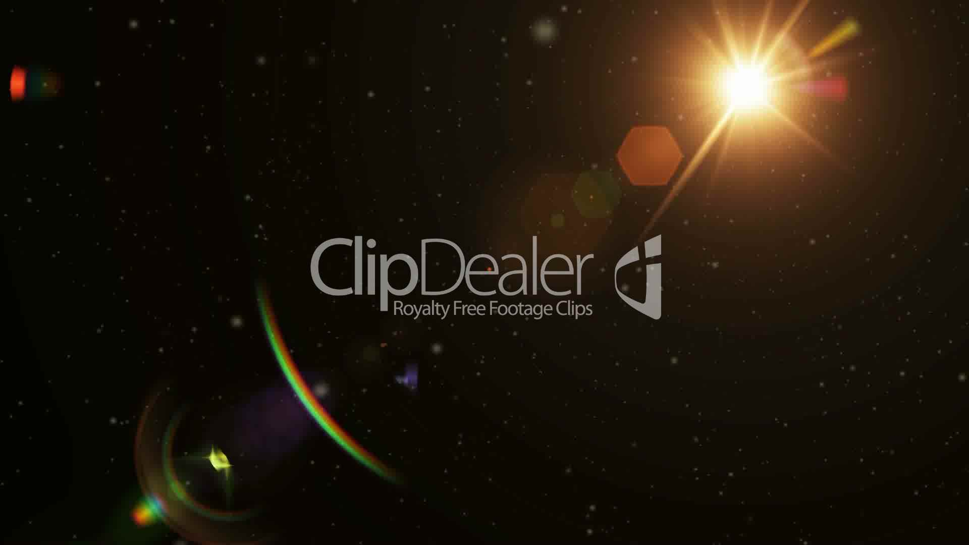 Sun In Space Royalty Free Video And Stock Footage