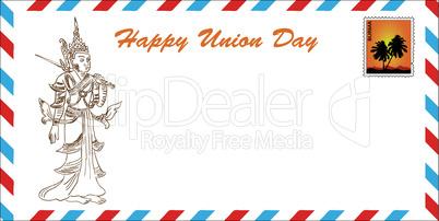 Burma - Union Day