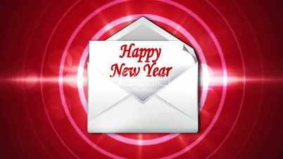 Happy New Year in Letter 2 - HD1080