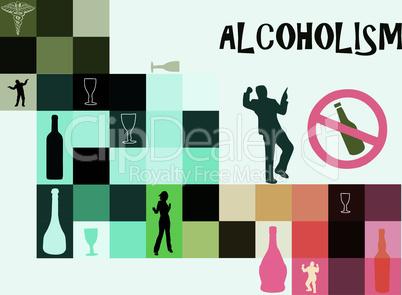 Theme of alcoholism