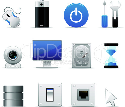 Computers icons