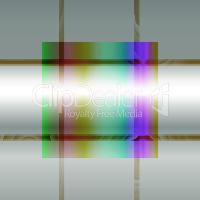 Shiny colorful boxes. Abstract vector background texture