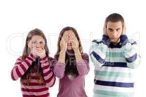 see no evil listen no evil speak no evil