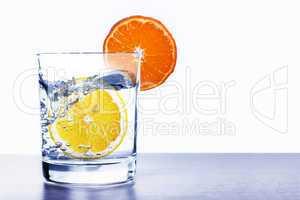 Cocktail mit Frucht