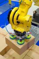 Lagerroboter Storage robot