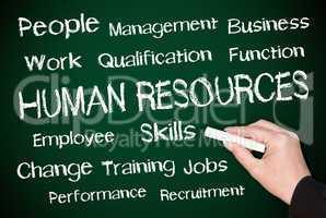 Human Resources - HR Concept