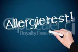 Allergietest !