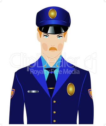 Police in form