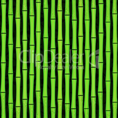 green bamboo seamless texture background pattern