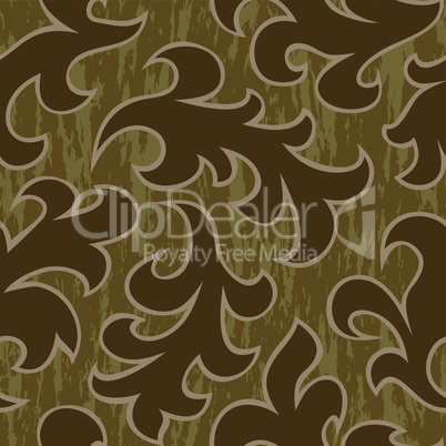 floral abstract seamless background pattern wallpaper