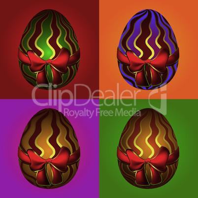 Easter egg selection