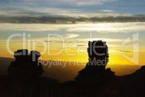 Sunrise in Bryce Canyon, Utah