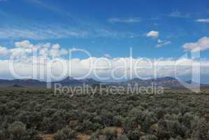 Dry Lake Valley, Nevada