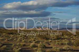 Big Dunes south of Beatty, Nevada