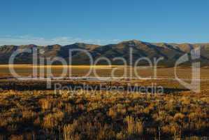 High desert, Nevada