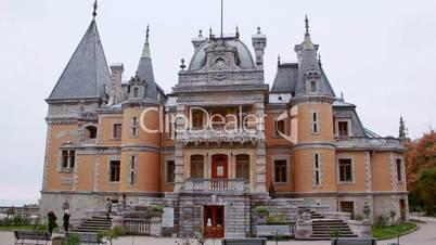 Tsar's castle of Massandra