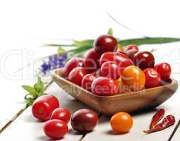 Fresh Tomatoes Assortment